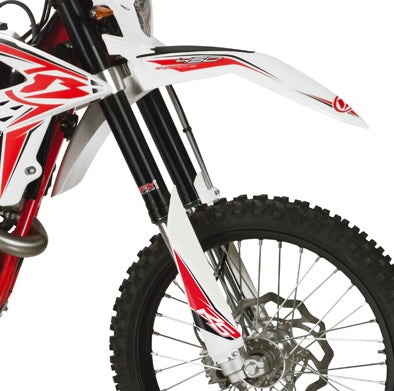 Beta RR|RS (13-14) Front Fender White