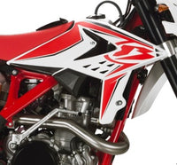 Beta RR|RS Radiator Shroud Set White