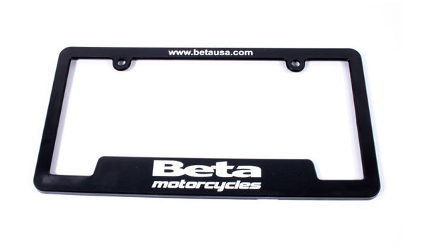 Beta License Plate Frame