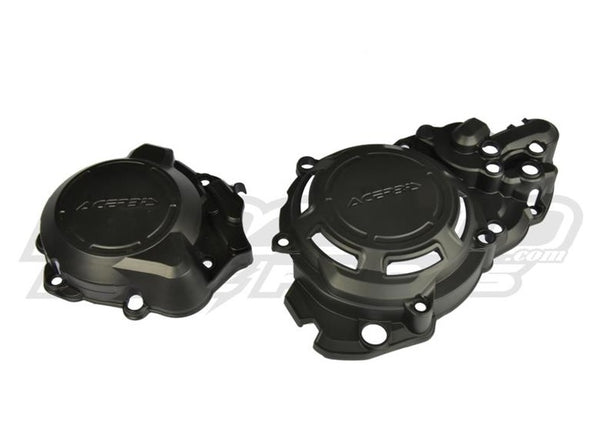 Acerbis Beta 300|250RR (18-) X-Power Engine Guard Set Black