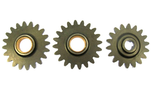 Boano Beta 4-stroke (10-14) Steel Oil Pump Gear Kit