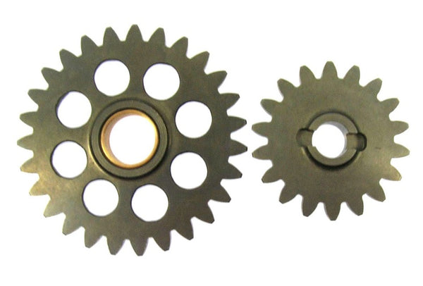Boano Beta 4-stroke (15-19) Steel Oil Pump Gear Kit