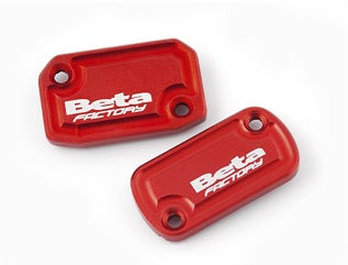 Boano Beta Brake|Clutch Billet Reservoir Cap Set