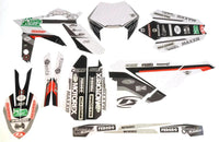 Boano XTrainer Gray Team Graphics Kit