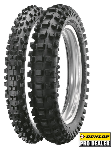 Dunlop Geomax AT81EX 110/100-18 Tire