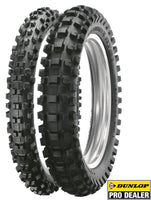 Dunlop Geomax AT81 RC 120/90-18 Tire