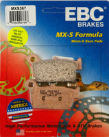 EBC Beta MXS367 Rear Brake Pads