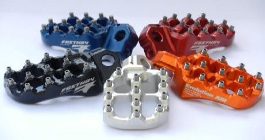 Fastway Beta Evolution Air Footpegs
