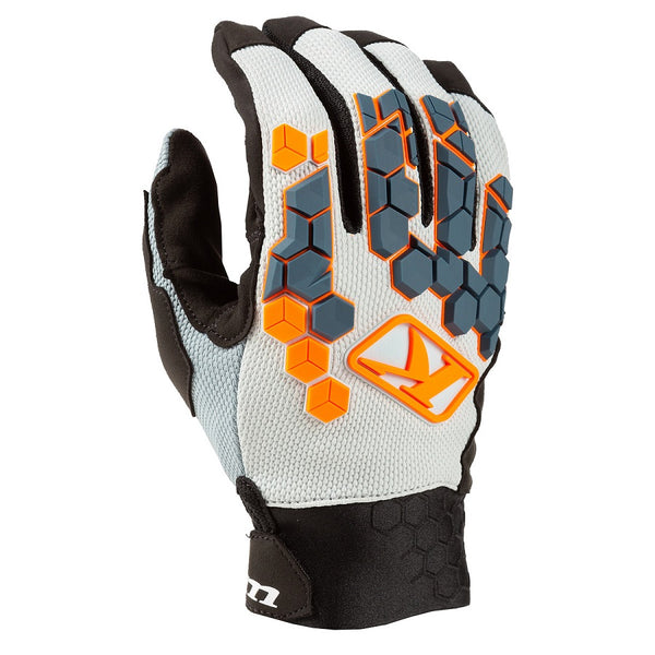 Klim Dakar Glove Striking Petrol