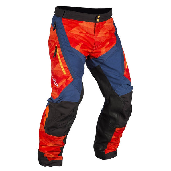 Klim Dakar Pant Orange