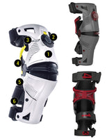 Mobius X8 Knee Brace Set