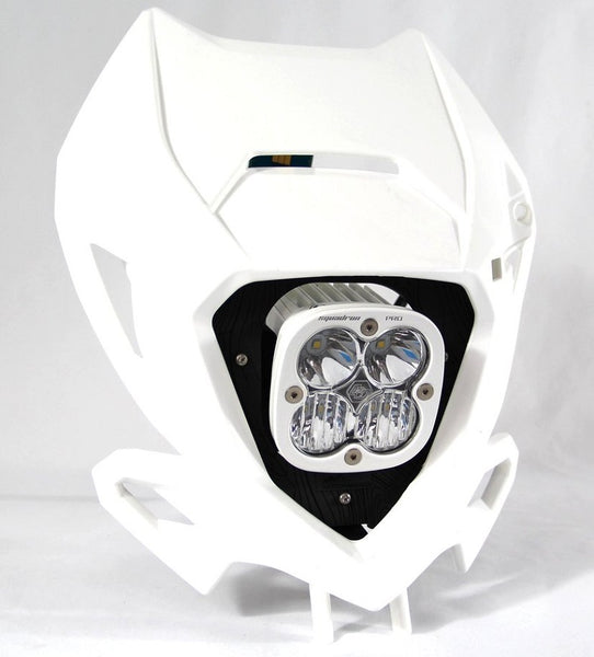 MotoMinded Beta (20-) LED Squadron Pro Headlight Kit (Carb)