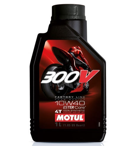 Motul 300V Factory Line Off Road 10W40 Oil