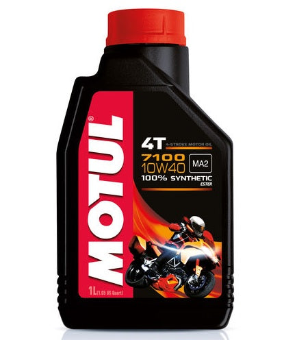 Motul 7100 Off Road 10W40 Oil