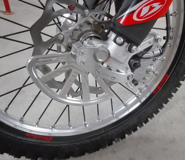 P-Tech Beta RR|RS|RR-S Aluminum Front Disc Guard