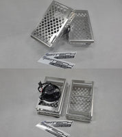 P-Tech Beta XTrainer Radiator Guards