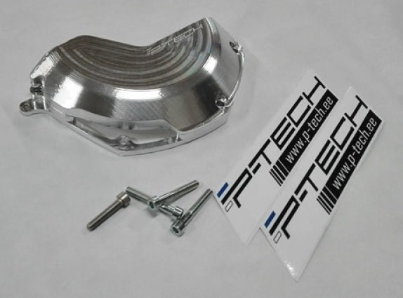 P-Tech Beta 4-stroke (10-17) Billet Clutch Cover Guard
