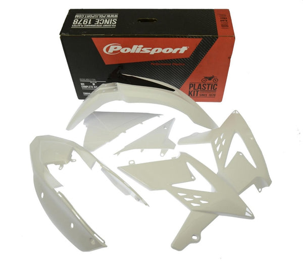 Polisport Beta RR|RS Plastics Kit White