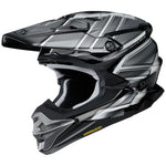 Shoei VFX-Evo Glaive Black-Gray Helmet