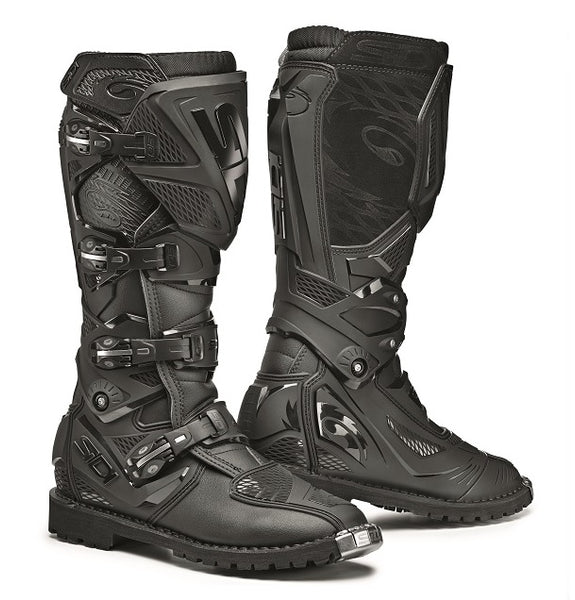 Sidi Crossfire X-3 TA Enduro Black Boot