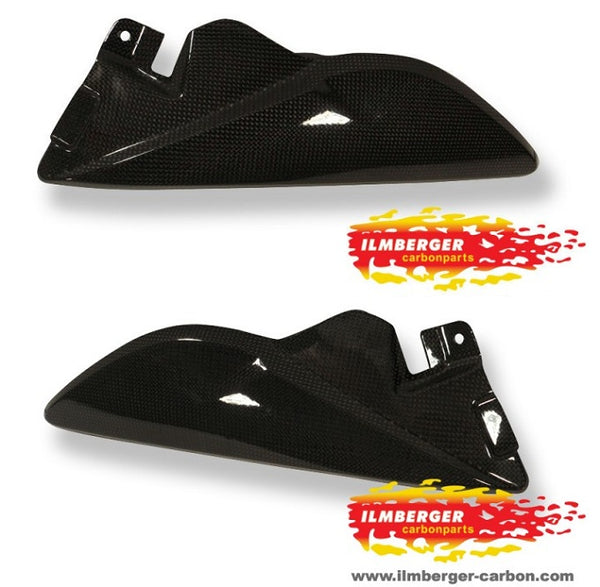 Ilmberger Triumph Speed Triple 11- Carbon Fiber Tank Covers