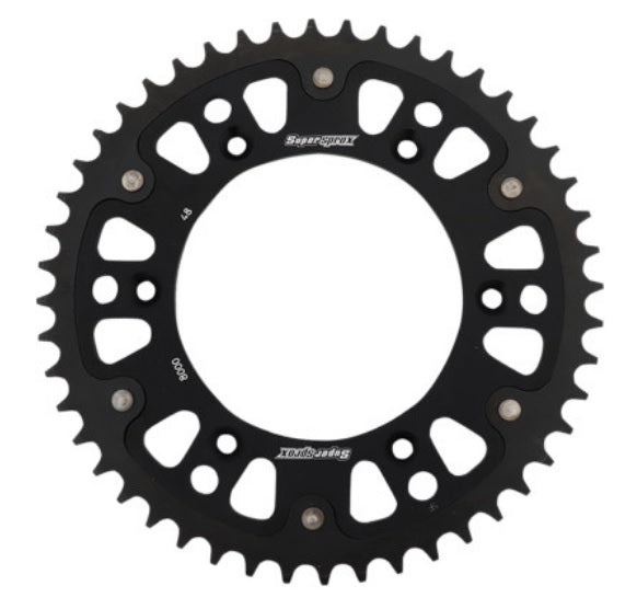 Supersprox Beta Rear Sprocket Black