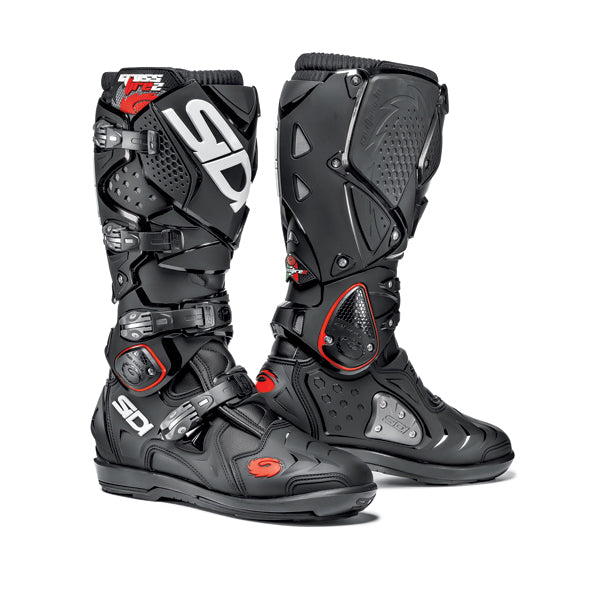 Sidi Crossfire 2 SR Black Boot