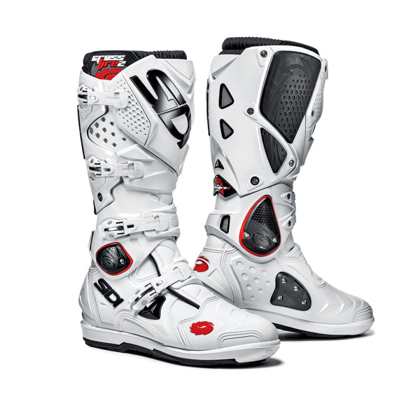 Sidi Crossfire 2 SR White Boot
