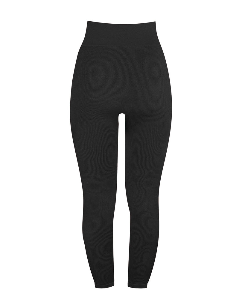 AWAKEN 7/8 ribbed leggings