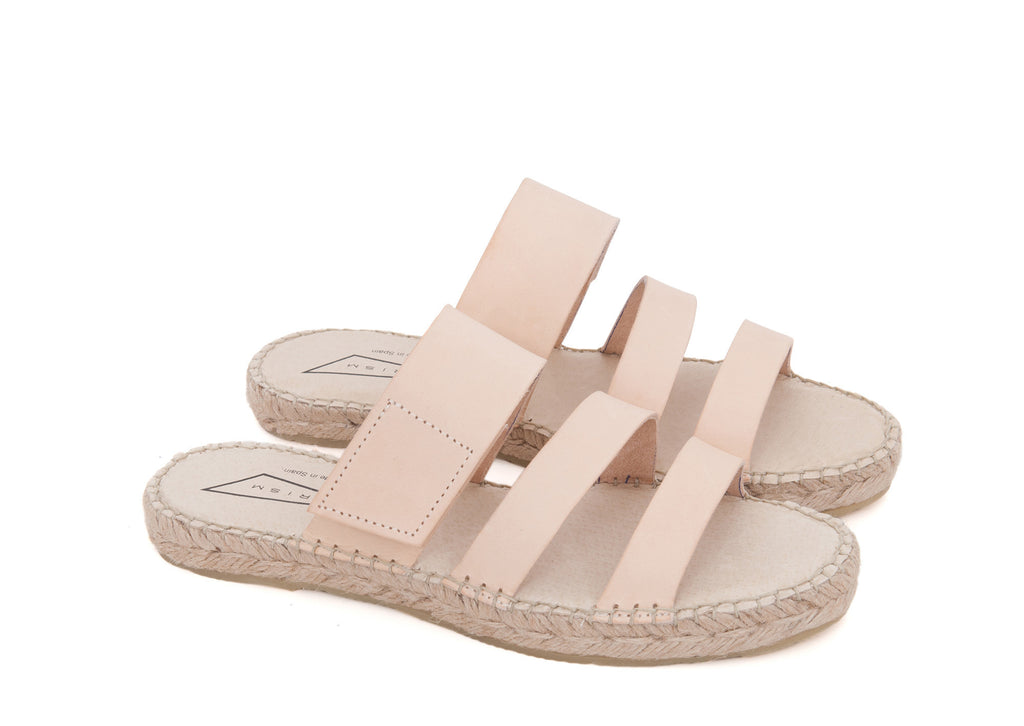 Natural [Nude] Sandals