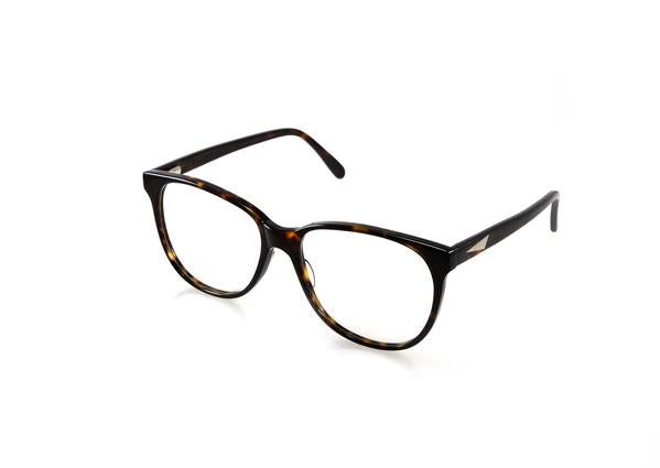 New York Opticals in Dark Tortoiseshell