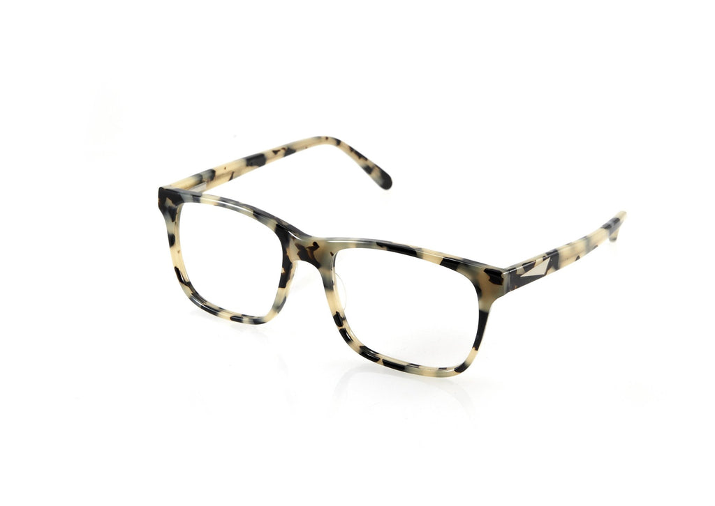 Rome Opticals - Cream Tortoiseshell