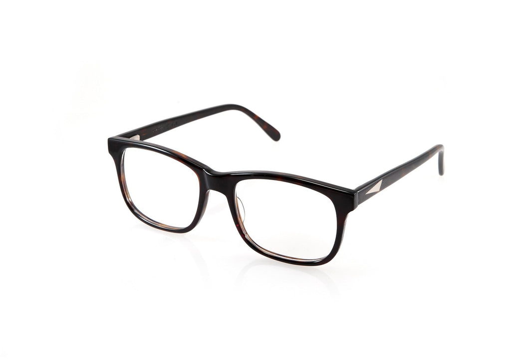Rome Opticals - Dark Tortoiseshell