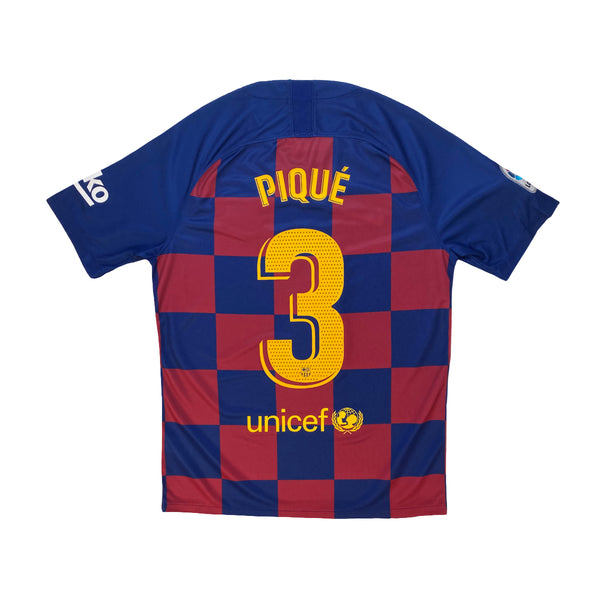 Barcelona Home Kit 2019/20 (Pique #3)