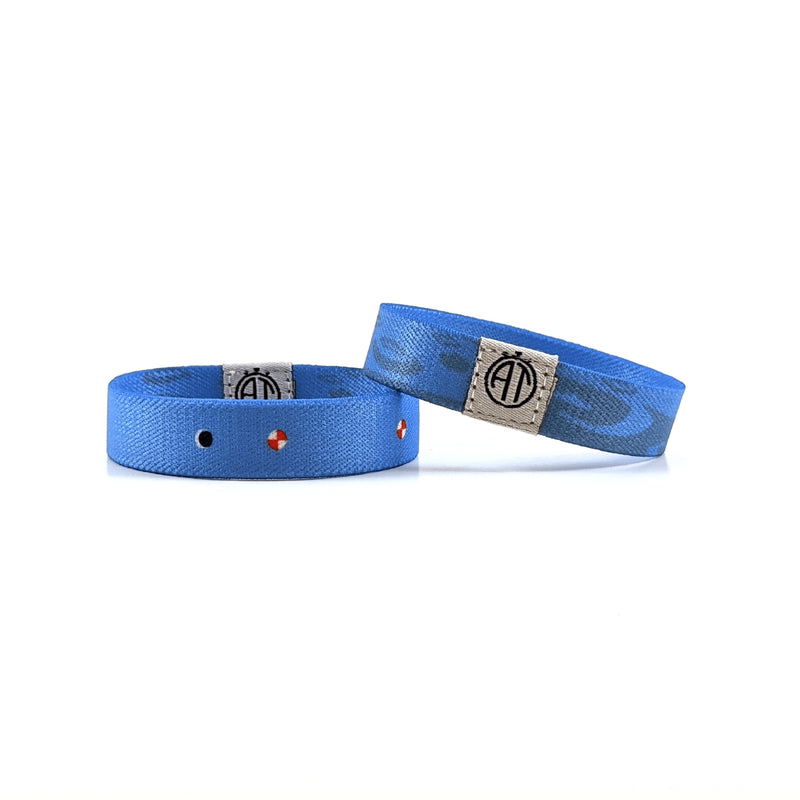 Blue Moon Rising Wristband
