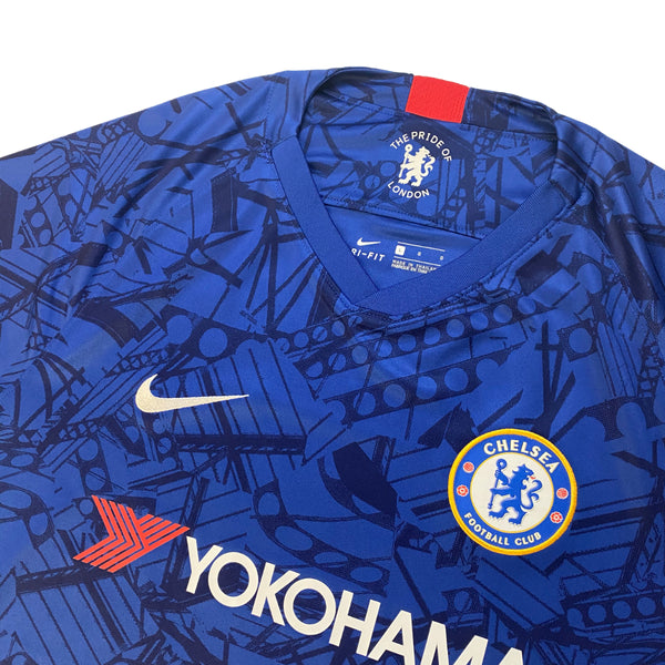 Chelsea Home Kit 2019/20 (Barkley #8)