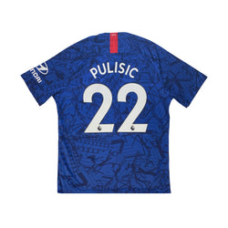 Chelsea Home Kit 2019/20 (Pulisic #22)