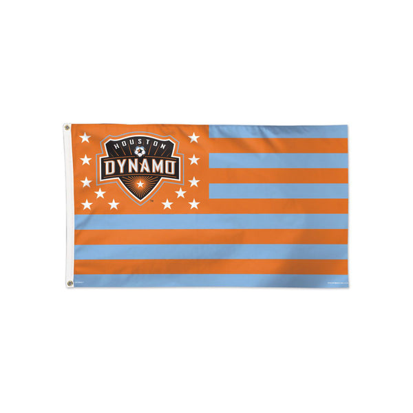 Houston Dynamo Americana Flag