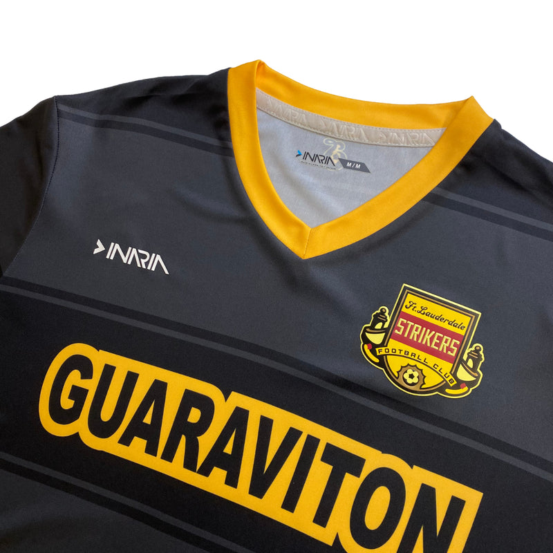 Fort Lauderdale Strikers Away Kit 2016