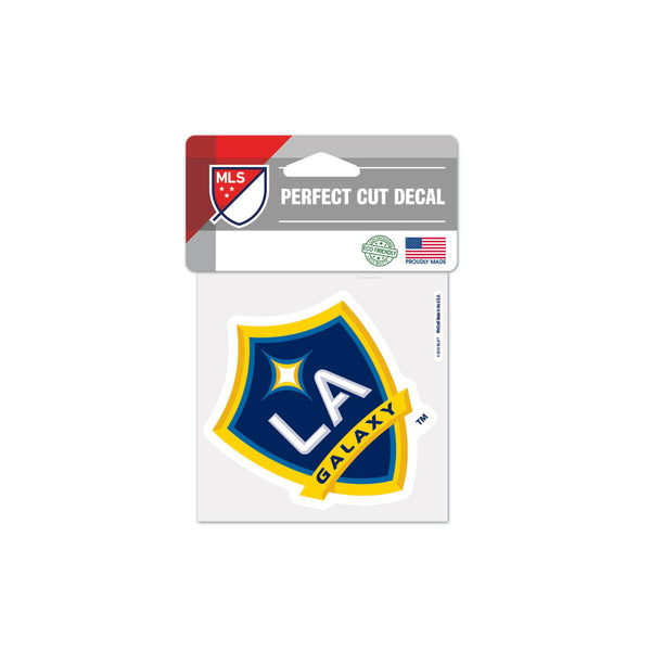 "LA Galaxy 4""x4"" Decal"