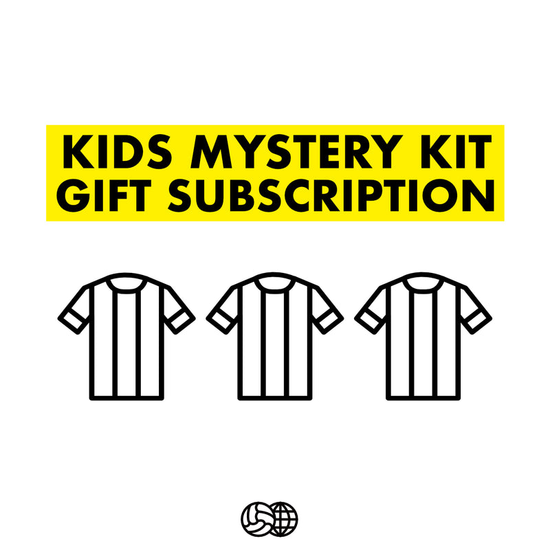 Kids Mystery Kit Subscription