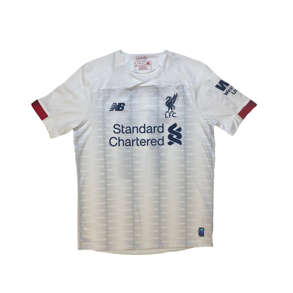 Liverpool Away Kit 2019/20 (Firmino #9)