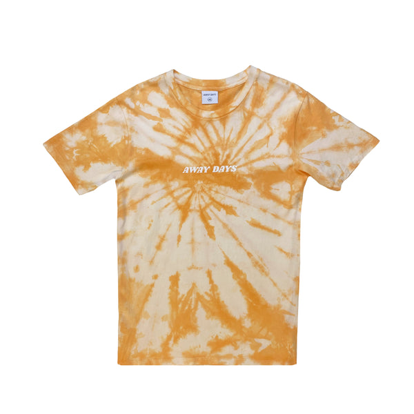 Tie Dye T-Shirt Orange
