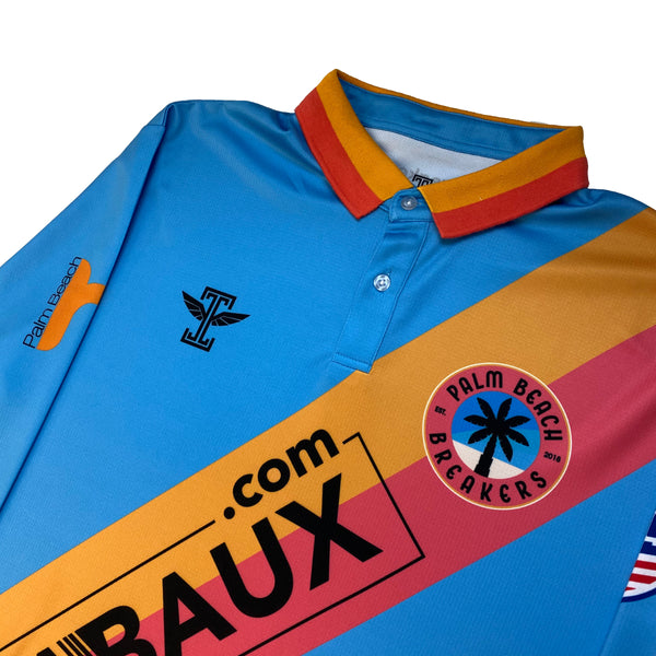 Palm Beach Breakers Long Sleeve Sash Kit