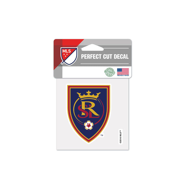 "Real Salt Lake 4""x4"" Decal"