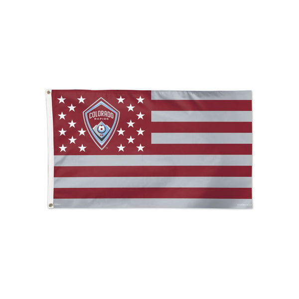 Colorado Rapids Americana Flag