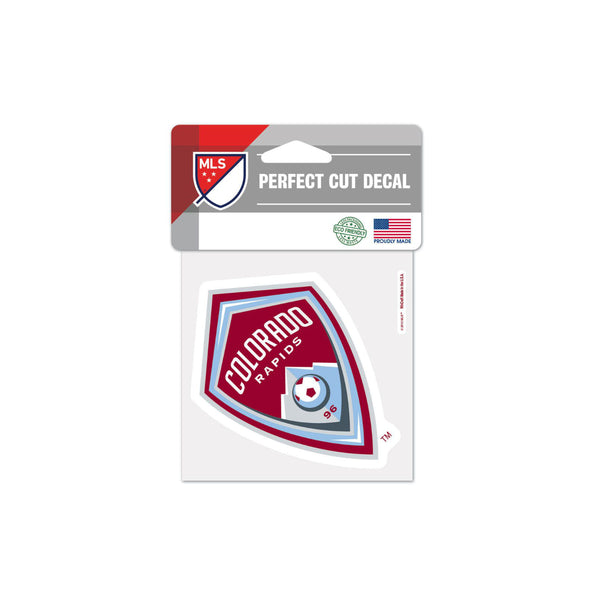 "Colorado Rapids 4""x4"" Decal"