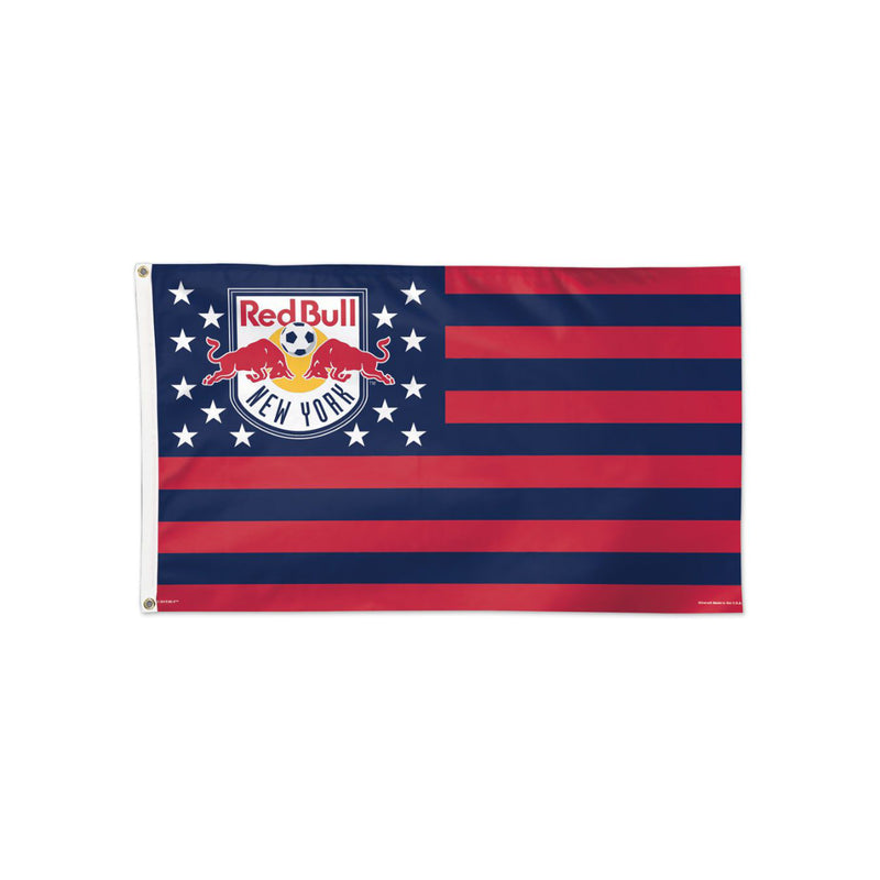 New York Red Bulls Americana Flag