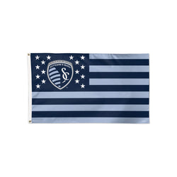 Sporting Kansas City Americana Flag