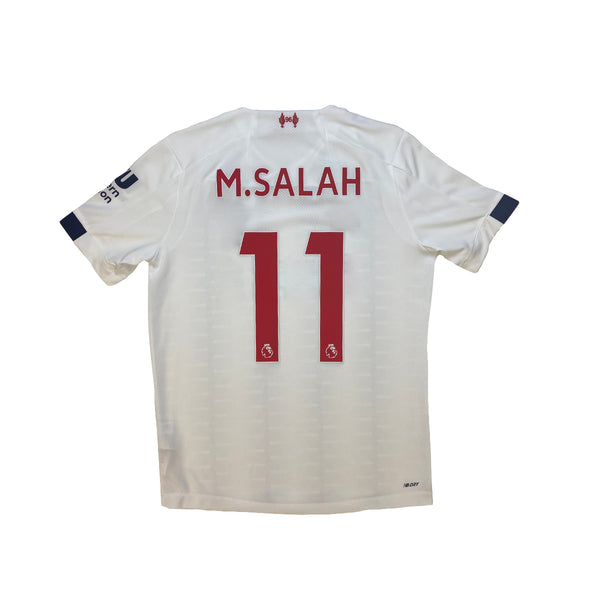 Liverpool Away Kit 2019/20 (M.Salah #11)